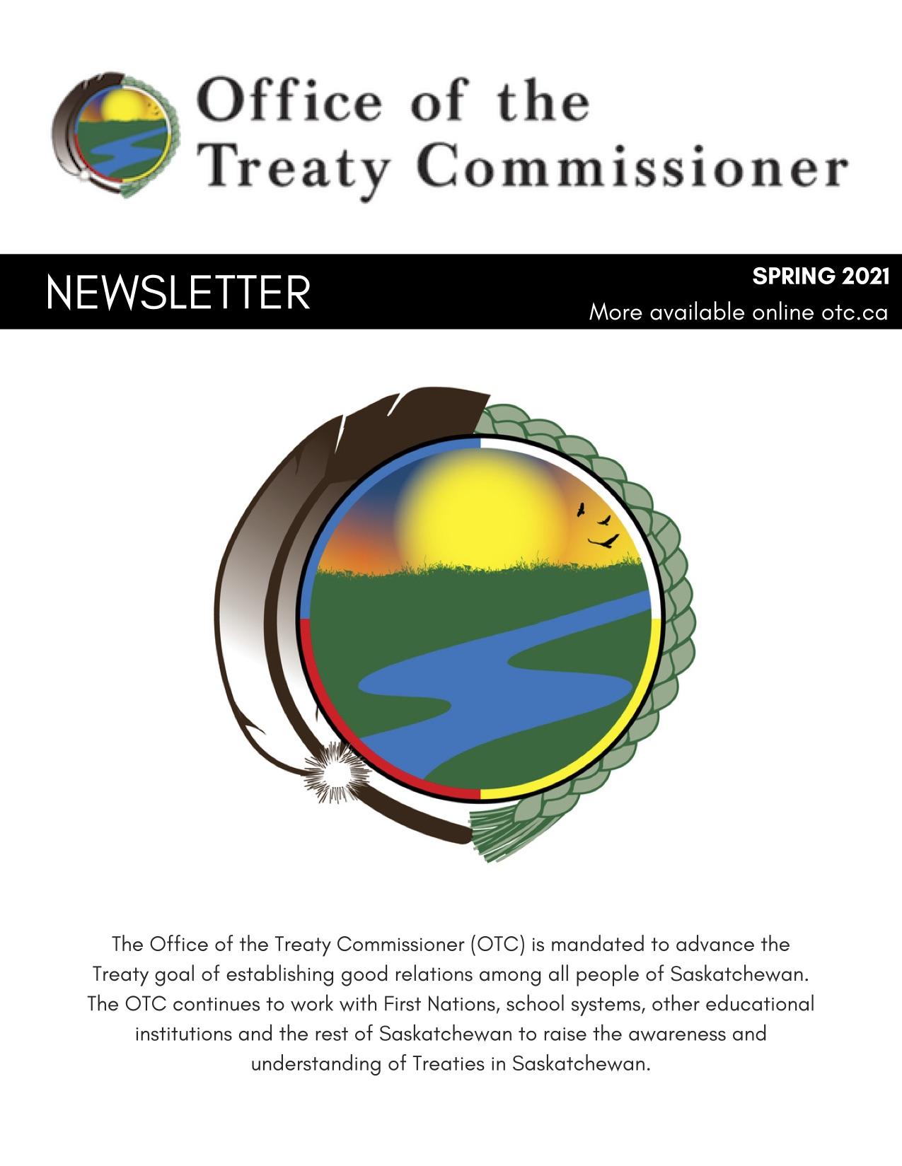OTC Newsletter Spring 2020