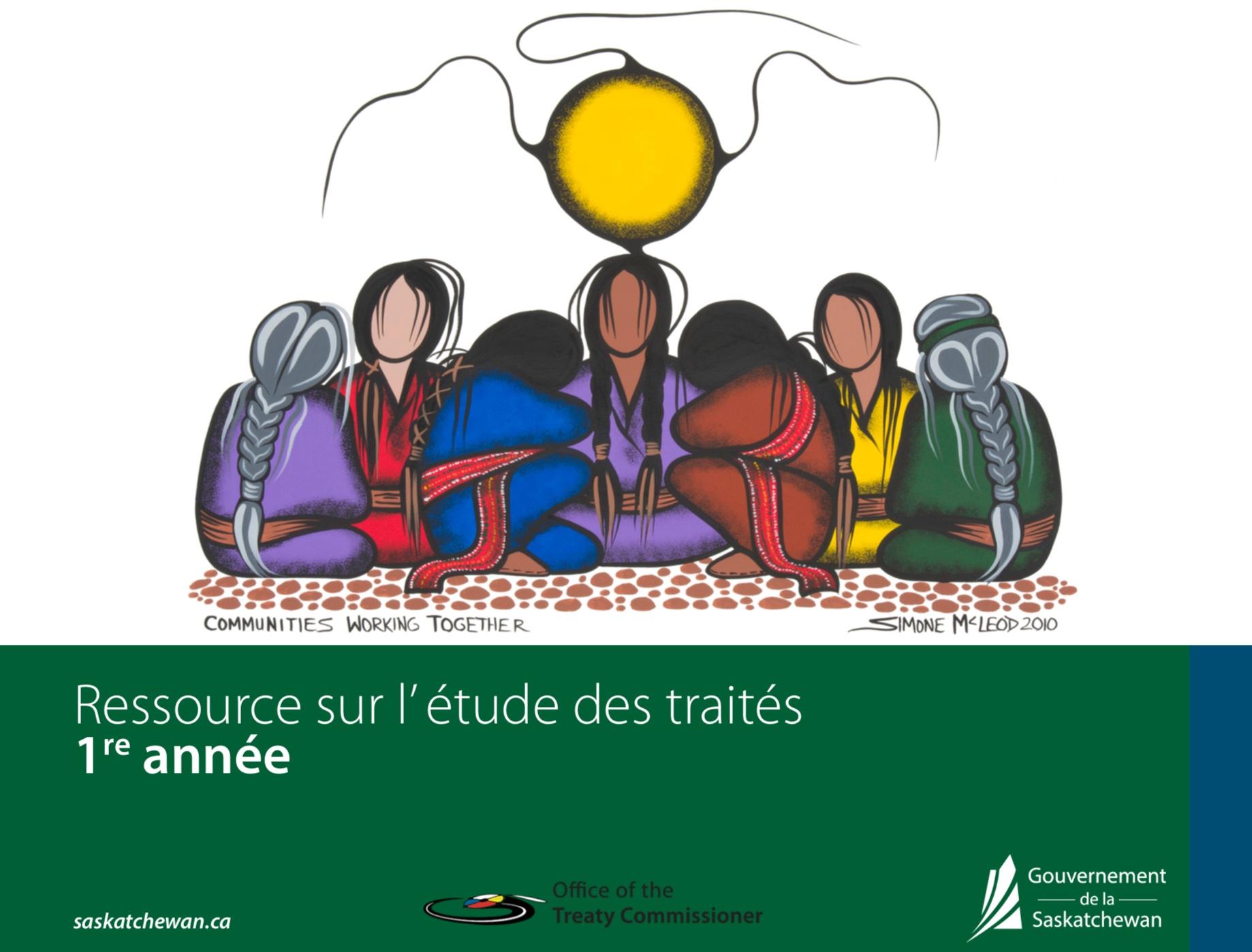 Ressource sur l' étude des traités - 1re année