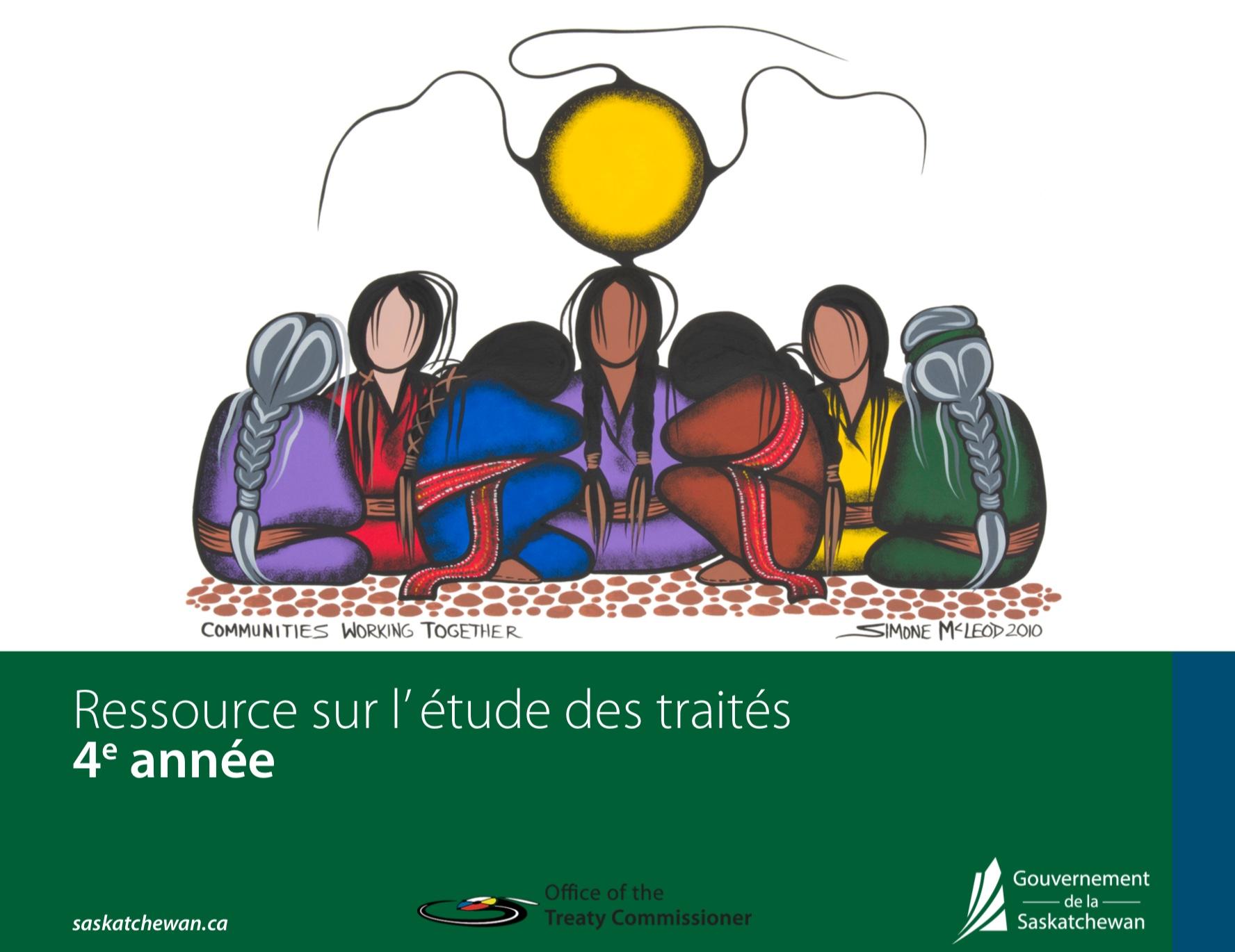 Ressource sur l' étude des traités - 4e année