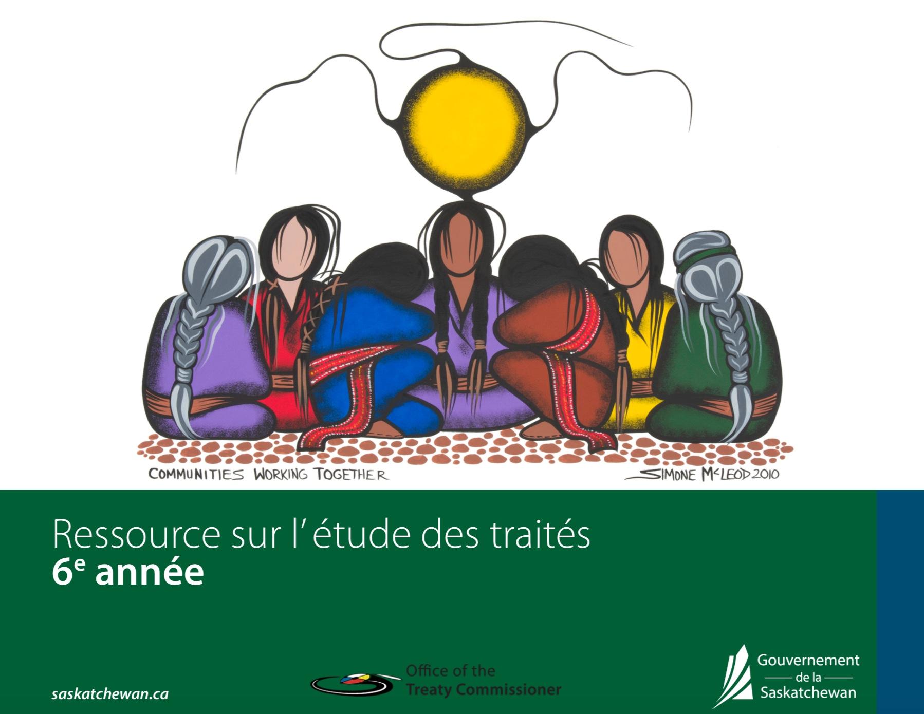 Ressource sur l' étude des traités - 6e année