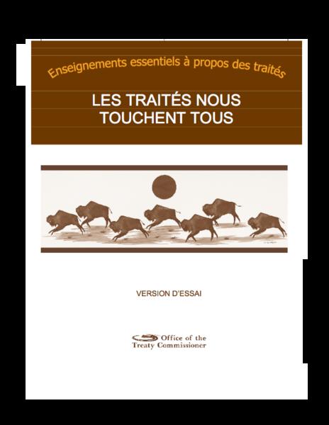 Enseignements Essentiels à Propos des Traités