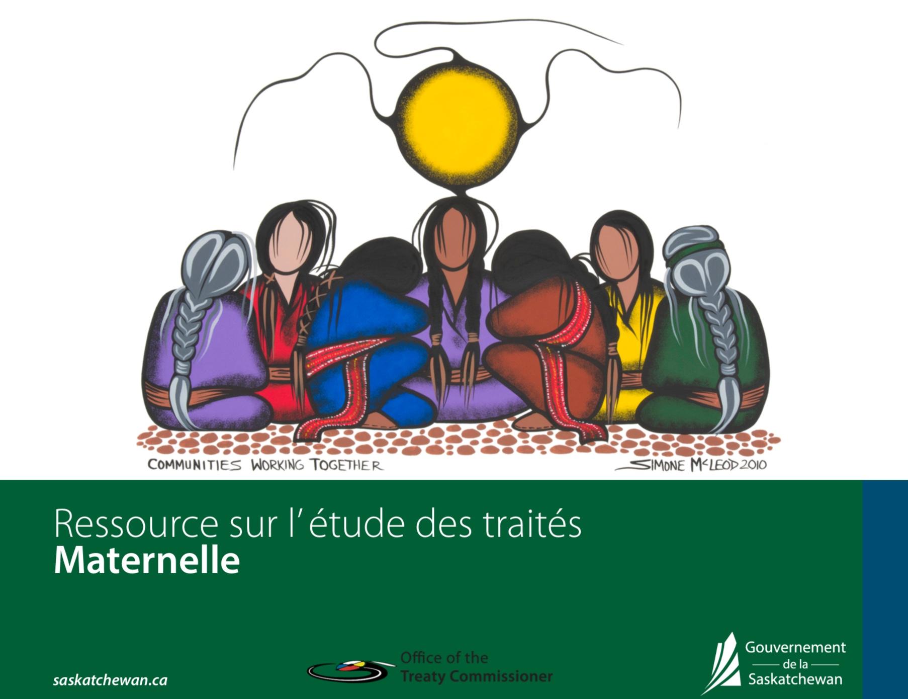 Ressource sur l' étude des traités - Maternelle