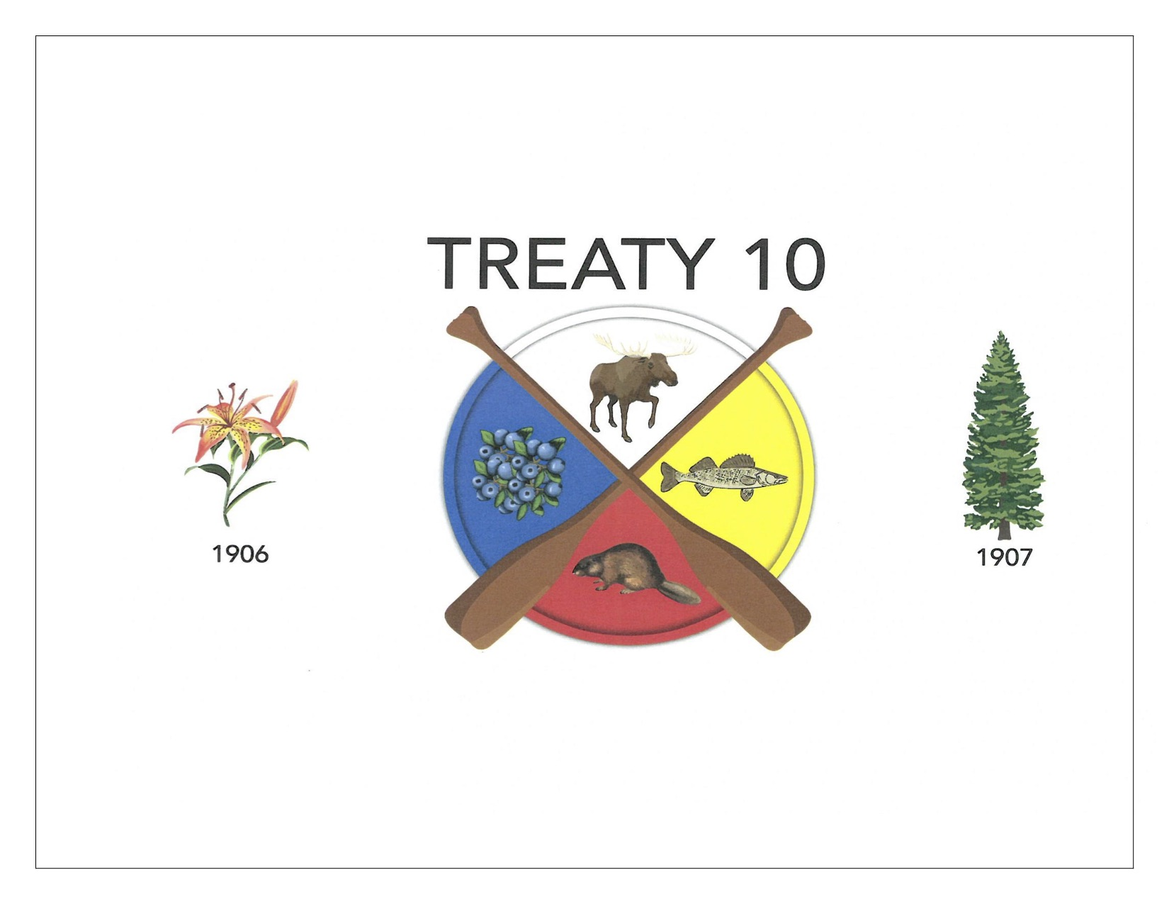 Treaty 10 Flag Rationale